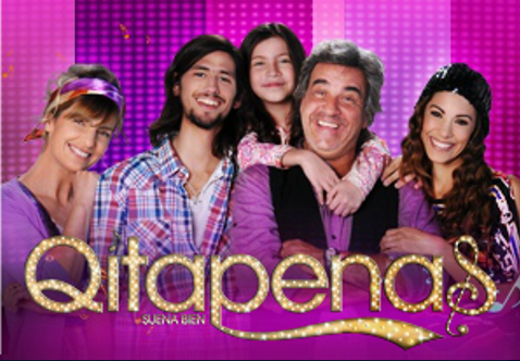 Miniserie Qitapenas capítulo 5 comedia argentina