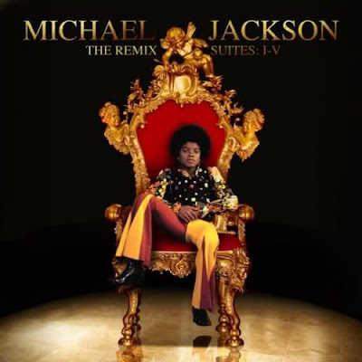 The remix suites I-V by Michael Jackson