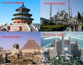 Paket Umroh Plus - Cheria Travel- Info Asdianawaty 081314851327
