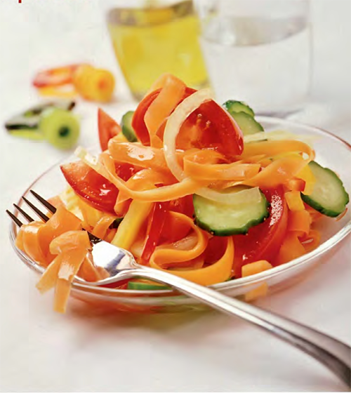 Консервируем салат из моркови