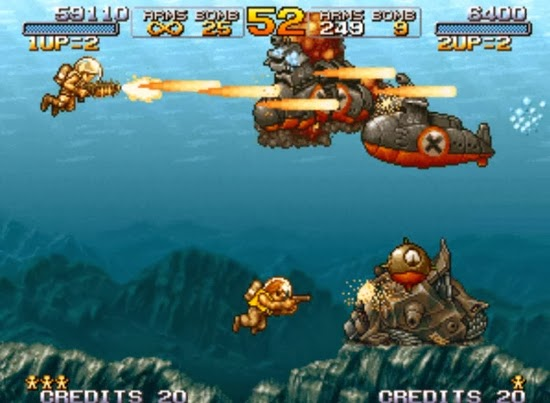 Gameplay Metal Slug 3 Full