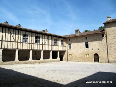 Abadia Arthous, Camino Santiago Francia