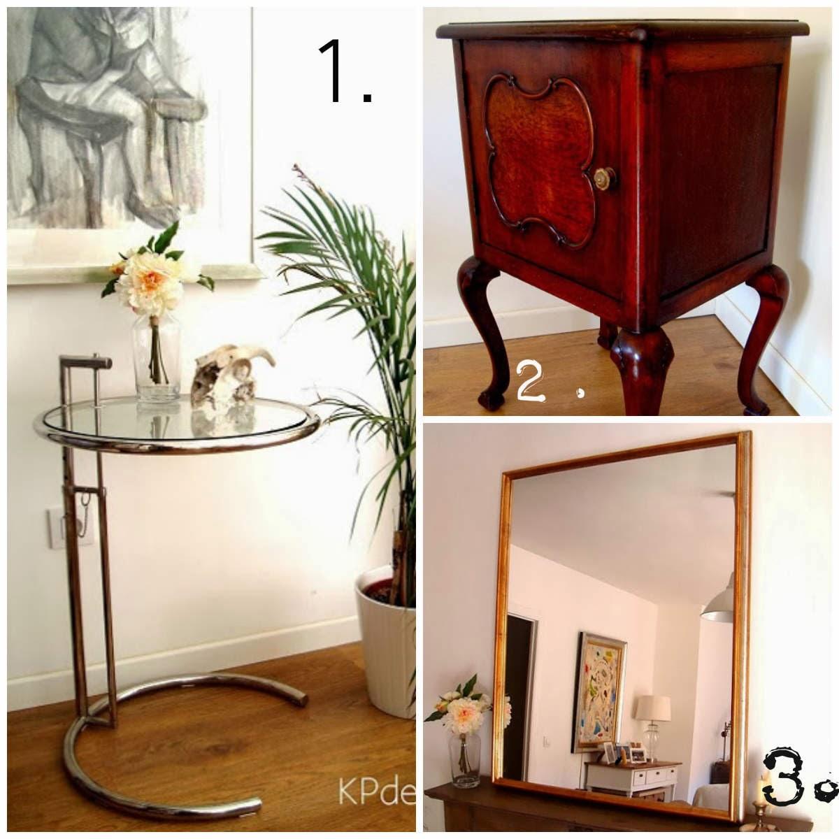 comprar vintage online para decoracion masculina elegante