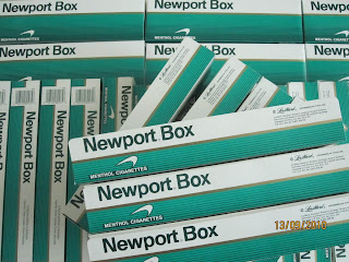 Import cigarettes Next from Utah