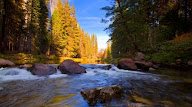 YOSEMITE NATIONAL PARK - TIME LAPSED VIDEO