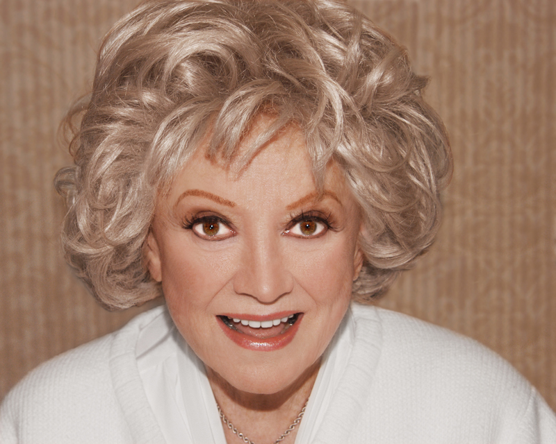 Alan Mercer's PROFILE: On The Phone With Phyllis Diller