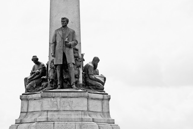 manila and jose rizal essay Rizal's novels along with his other writings–examples of the imperium authorship  back–had laid the basis of nationalist consciousness manila.