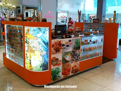 Bombay Herbs & Spices: Quiosque do Salvador Shopping