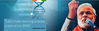 Narendra Modi Facebook Nation Learning DNA Timeline Covers