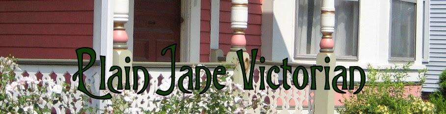 Plain Jane Victorian