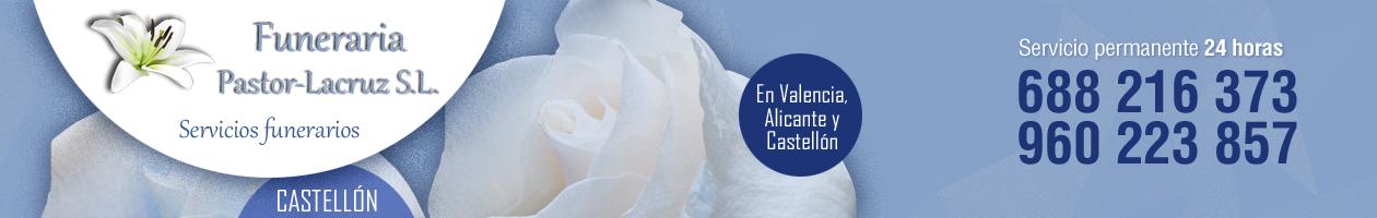 Funeraria en Castellón | SERVICIO 24 HORAS