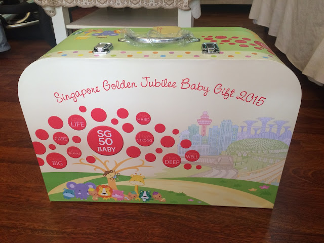 SG50 Singapore Golden Jubilee Baby Gift (kennethstephanie.com)