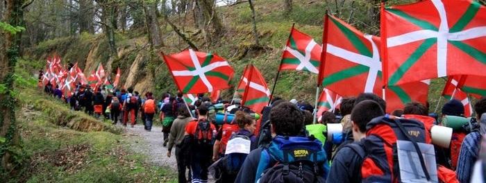 Gora Euskal Herria askatuta!