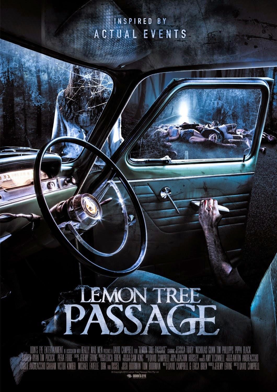 Lemon Tree Passage Movie Poster Lemon Tree Passage