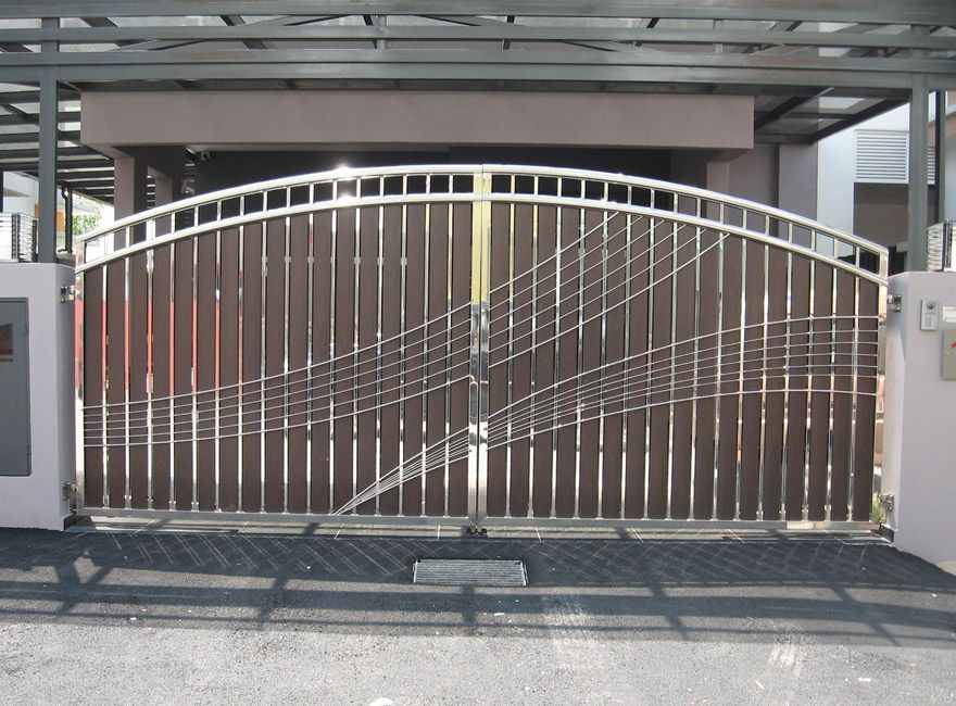 MAKE YOUR CHOICE: Main Gate Design Catalog