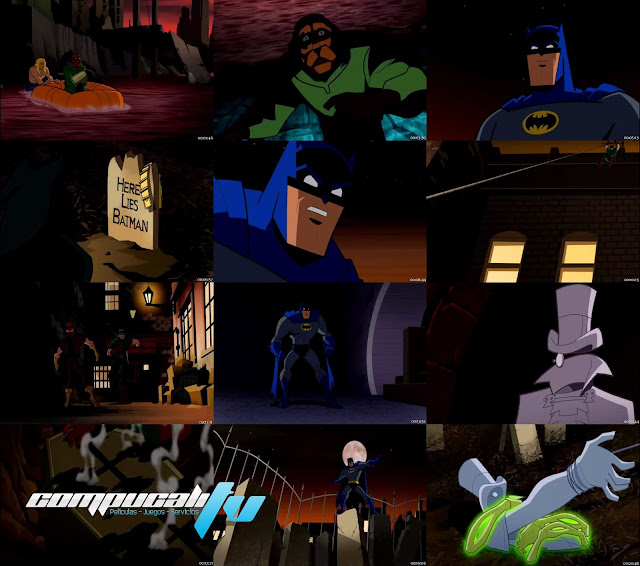 Batman: The Brave and the Bold Temporada 1 Latino