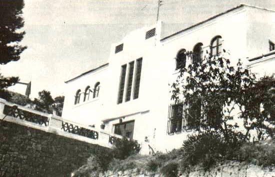 Antiguo Albergue Buñol