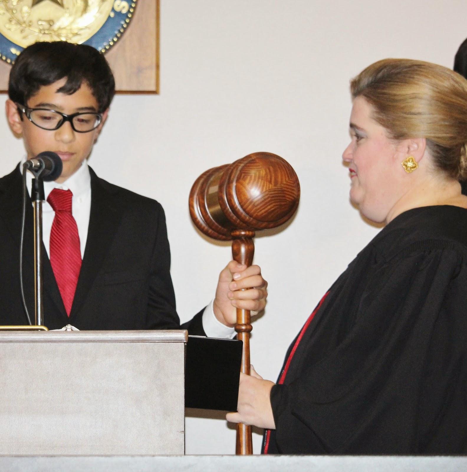Judge karen