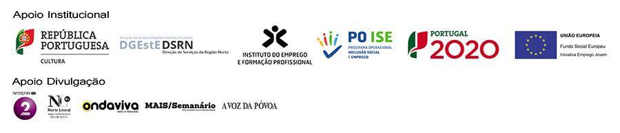 Apoio Divulgação / Apoio Institucional XII Concurso de Piano da Póvoa de Varzim 2017