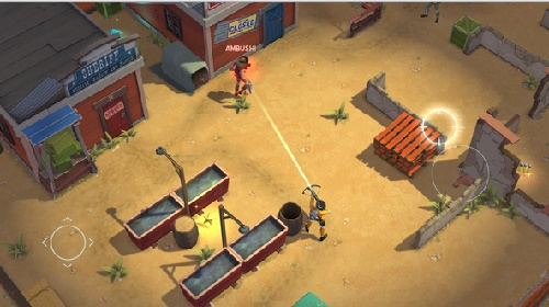 Space Marshals Mod Apk Unlimited Money