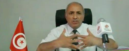 Le gouverneur de Sidi Bouzid se lâche contre les médias