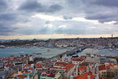 gálata vistas, vistes Istambul, vistas Estambul, Estambul