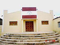 primeiro templo da igreja de cristo em umarizal
