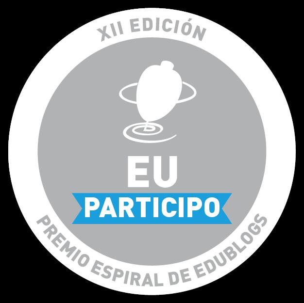 XII edición: premio espiral de edublogs
