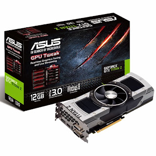 Placa video Asus nVidia GeForce GTX Titan Z