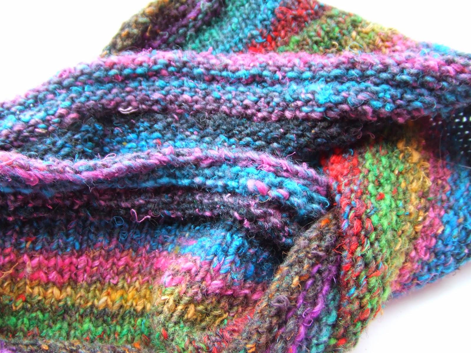 Winwick Mum: Noro yarn trial (and a free pattern!)