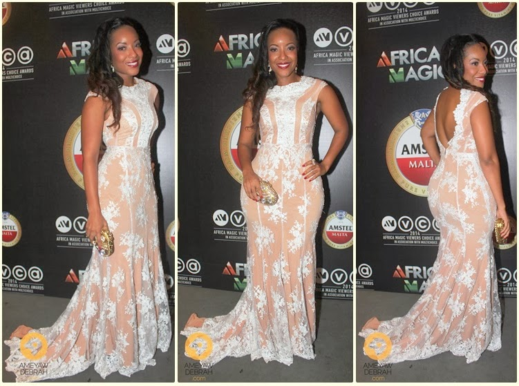 AMVCA 2O14 RED CARPET: THE GOOD, THE NOT SO GOOD AND THE DOWNRIGHT ...