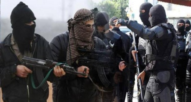 الكاف: مواطن ينصب كمين لجماعة إرهابية ليمكن الوحدات الأمنية من القبض عليهم