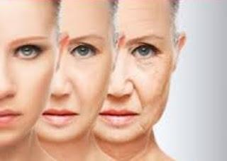 5 Penyebab Penuaan Dini Pada Wajah