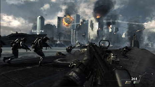 Download Game Call Of Duty : Modern Warfare 3