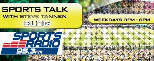 Steve Tannen's Sports Talk Blog