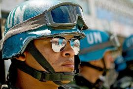 DÍA INTERNACIONAL DEL SOLDADO DE LA PAZ (PEACEKEEPER). 29 de Mayo