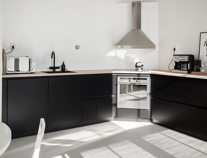 Zwart Keuken Kvik : Kvik tinta. wpjpg. kitchen rental agreement best kitchen tinta by