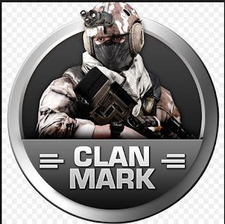 Macam-macam Bentuk Gambar Logo/Clan Mark Black Squad Dan Cara Menggantinya