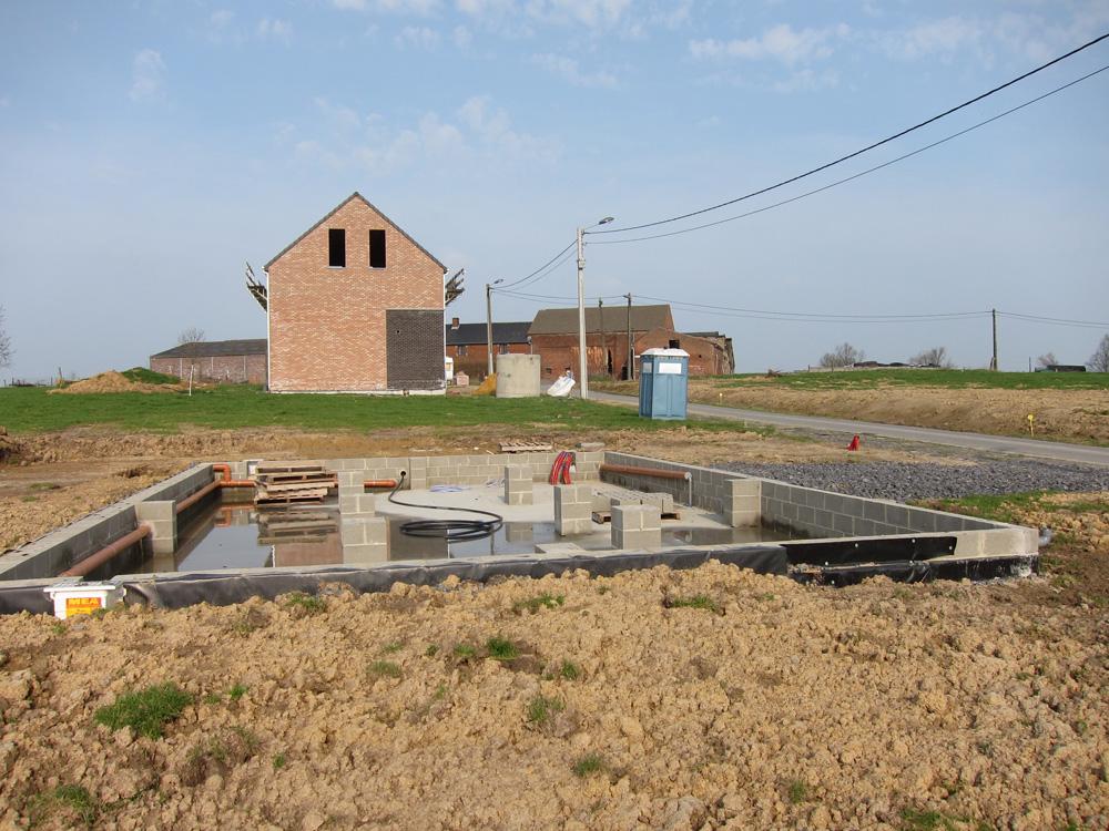 Construire en bois au pays de la pierre bleue Une maison à ossature bois J