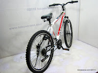 2 Sepeda Gunung Darson DS2618 18 Speed Shimano HardTail Mountain Bike 1