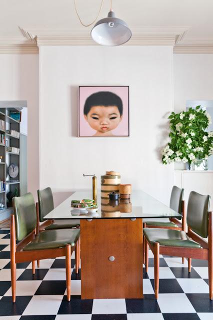 El jardin de los muffins blog de decoraci n vintage y - Decorar piso de alquiler ...
