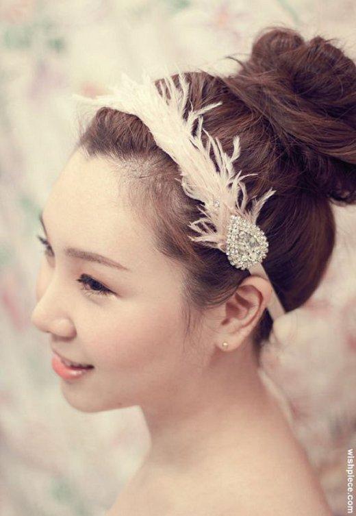 Elegantes peinados para novias | Moda y Tendencia