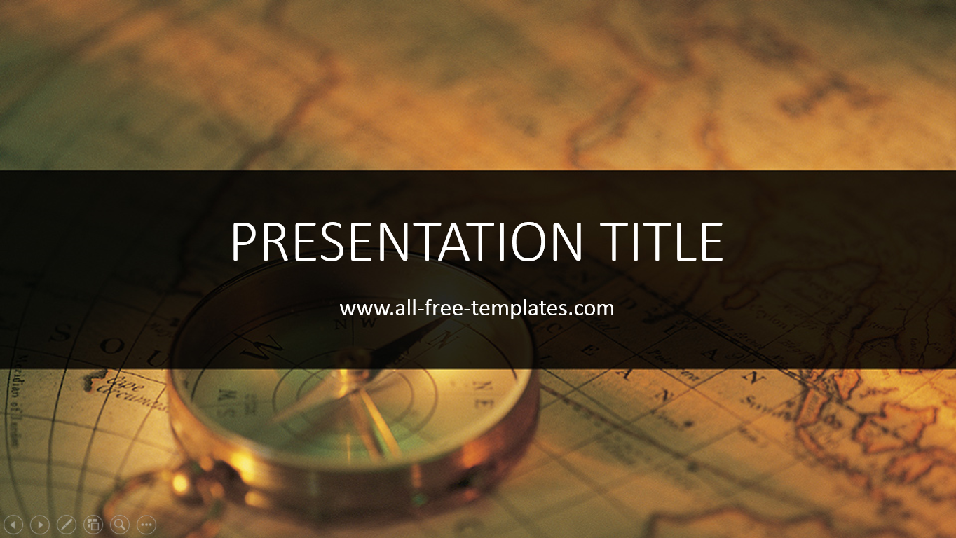 history powerpoint template ~ all-free-templates, Modern powerpoint
