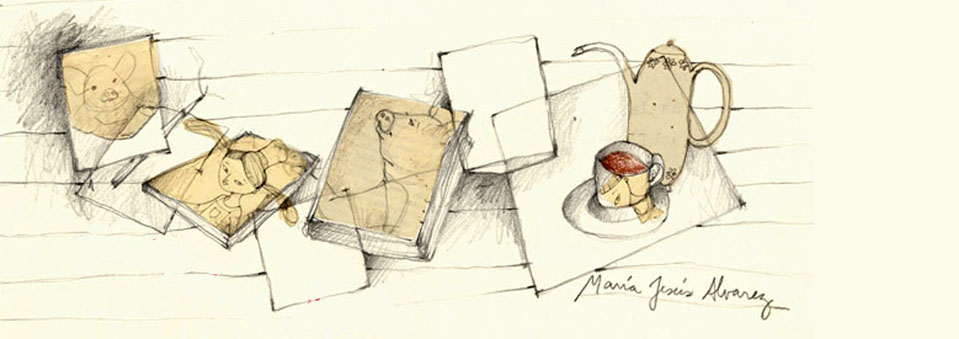 María Jesús Alvarez - Dibujos