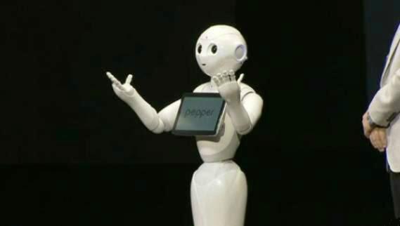 اختراع أول روبوت في العالم يقرأ ويتعرف على مشاعر البشر - softbank-pepper_robot