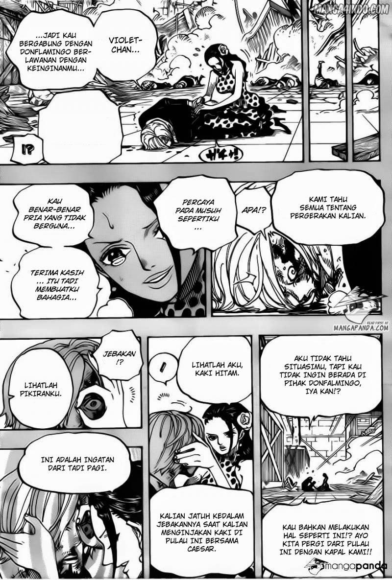 komik one piece 712 indonesia