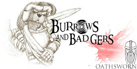 Burrows And Badgers Warband