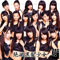 NMB48 Sencillo Debut "Zetsumetsu Kurokami Shoujo"