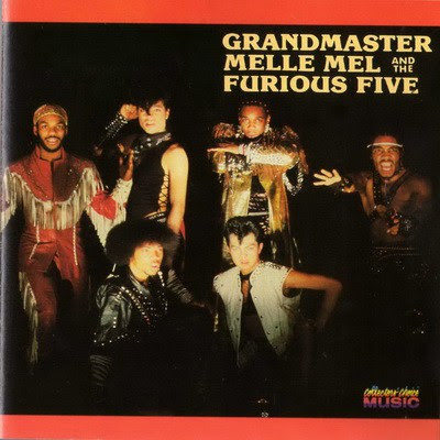 Grandmaster Melle Mel & The Furious Five - Grandmaster Melle Mel & The Furious Five (2005-Reissue) (1984) Flac