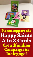 Happy Saints A to Z